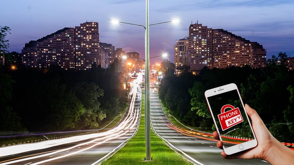 智慧路燈維護解決方案